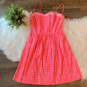 Lilly Pulitzer gingham Dress